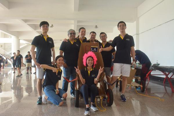 香港中信里昂证券全球投资者拓展团建营