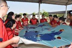 江门新大陆金融拓展训练营