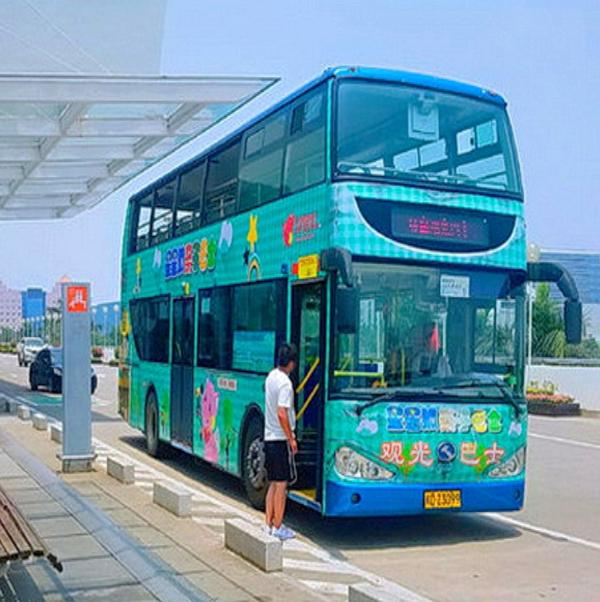 厦门观光巴士团建拓展培训基地